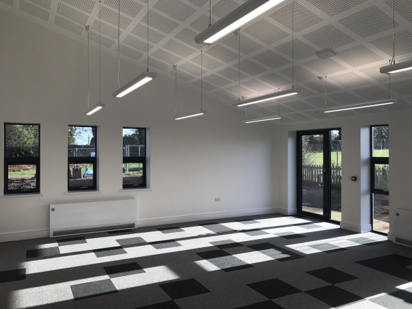 Completion of two classrooms for Ely Diocese in Norfolk